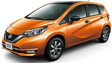 Защиты двигателя Nissan Note 2 (c 2013---)