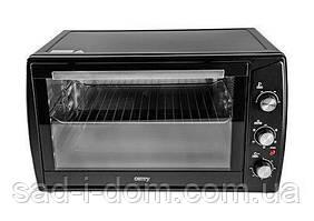 Электрическая печь духовка Camry CR 6017 63л 2200W Black