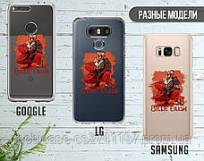 Силиконовый чехол для Samsung A307 Galaxy A30s Билли Айлиш (Billie Eilish) (13021-3390), фото 3
