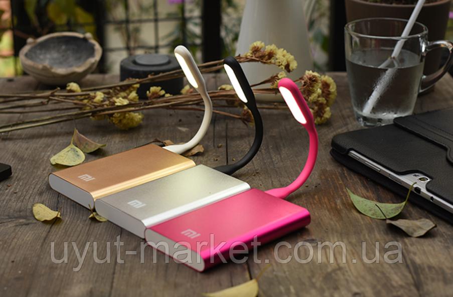 Гибкий светодиодный USB фонарик для ноутбука, Powerbank, телефона - фото 5