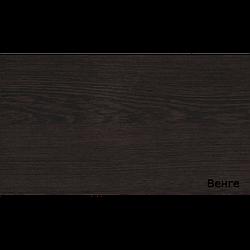 Плинтус МДФ ламинированный венге 21х80х2440 мм