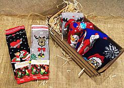 Женские новогодние носочки MONTEBELLO