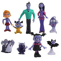Игрушки фигурки из мультфильма Вампирина Vampirina