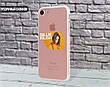 Силиконовый чехол для Apple Iphone XS Max Билли Айлиш (Billie Eilish) (4024-3391), фото 4