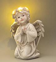 Статуэтка Ангел светящийся. Пасхальные сувениры
