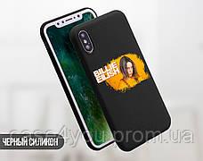 Силиконовый чехол для Huawei Y6 (2019) Билли Айлиш (Billie Eilish) (13012-3391), фото 3