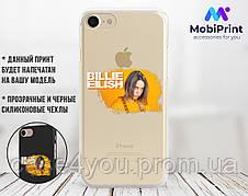 Силиконовый чехол для Meizu M6 Note Билли Айлиш (Billie Eilish) (21032-3391)