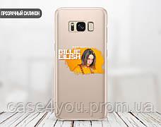 Силиконовый чехол для Samsung J600 Galaxy J6 (2018) Билли Айлиш (Billie Eilish) (28225-3391), фото 2