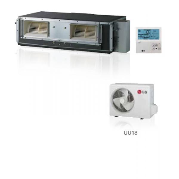Кондиционеры LG канальный типUB18/UU18 R410А Корея