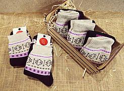 Махровые женские носки Смалий