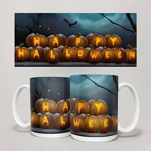 Чашка, Кружка Happy Halloween, №1