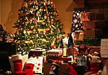 Тренога - підставка для Новорічної ялинки пластикова, розбірна, фото 3