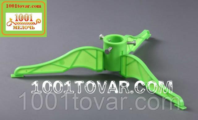 Тренога - підставка для Новорічної ялинки пластикова, розбірна