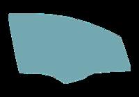 Стекло двери передней правой M11-5203112