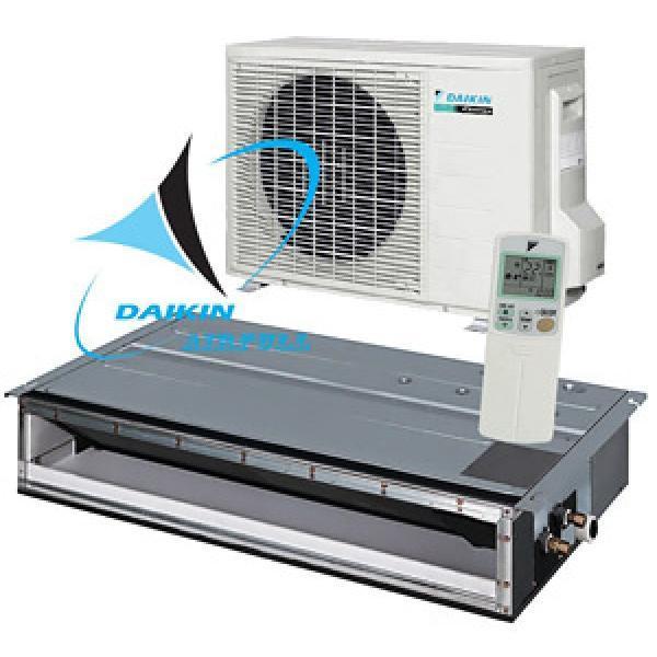 Канальные кондиционеры Daikin FDXS35E/RXS-G плоский канальный блок Inverter