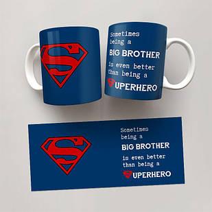 Чашка, Кружка Супер герой