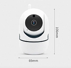 Камера облачного хранения WiFi Cloud Storage 360 для дома и офиса, фото 3