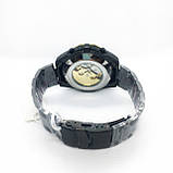 Механические наручные часы Forsining, черные, фото 5