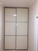 Шафа купе з системою zola гардеробна кімната всередині шафи купе
