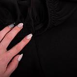 Чоловічі трикотажні шорти Nike, світло-сірого кольорую великого розміру, фото 7