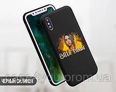 Силиконовый чехол для Apple Iphone Se Билли Айлиш (Billie Eilish) (4006-3393), фото 3