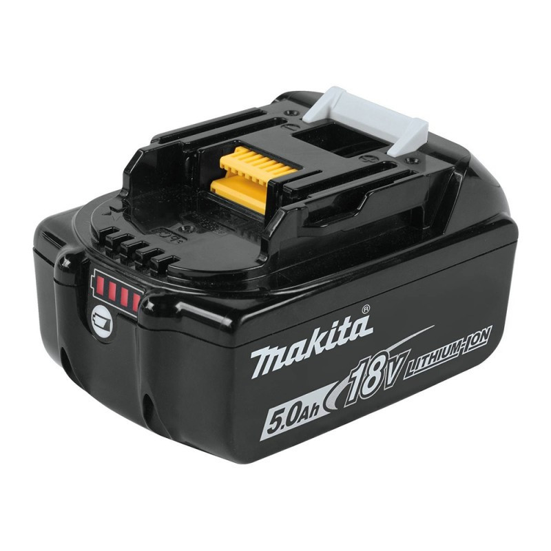 Аккумулятор Makita BL1850B (18В, 5 Ач, Li-Ion)