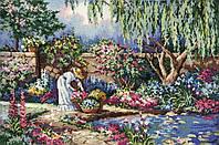 Набор для вышивания крестом Classic Design 4481 Любимый сад