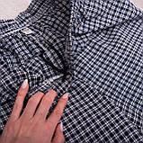 Чоловічі шорти в клітинку великого розміру (Льон), фото 4