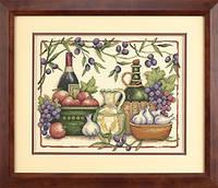 Набор для вышивания крестом Classic Design  4479  Дары Тосканы