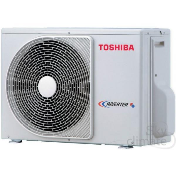 Наружный блок мульти-сплит системы Toshiba RAS-M18GAV-E/RAS-M18UAV-E (на 2 внутренних блока)