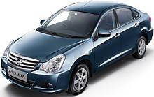 Защиты двигателя Nissan Almera G15 (c 2012--)