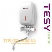 Водонагреватель проточный TESY IWH 50 X01 KI (5 кВт, кран)