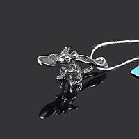 Сувенир Кошельковая мышь с ложкой загребушкой Selenit 30144