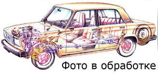 Амортизатор на ЗАЗ 1102 (вкладиш) передній (газо-масло)