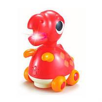 Каталка Тираннозавр Hola Toys (6110A)