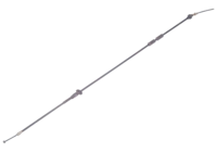 Трос стояночного тормоза левый A21-3508090