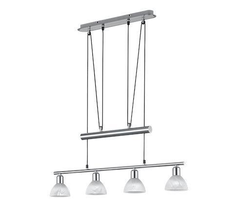 Подвесной светильник Trio 371010407 Levisto