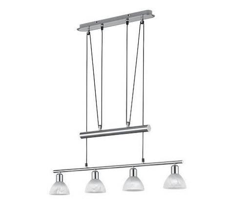 Подвесной светильник Trio 371010407 Levisto, фото 2