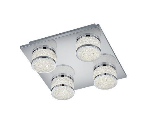 Потолочный светильник Trio 675210406 Clinton