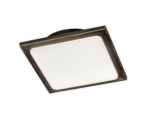 Потолочный светодиодный светильник Trio 679612028 Denver