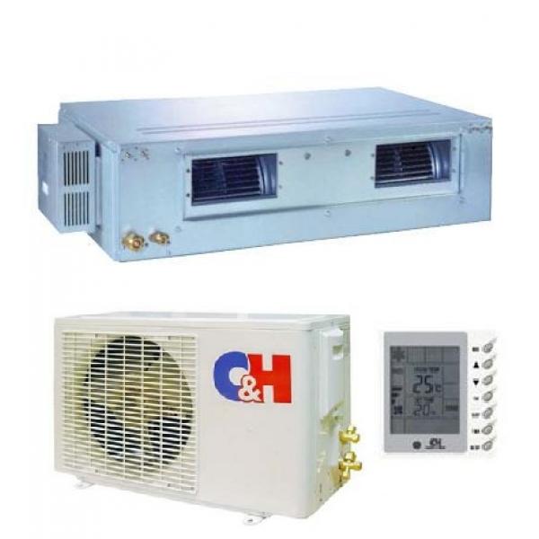 Спліт система канального типу Cooper Hunter CH-D18NK2/CH-U18NK2