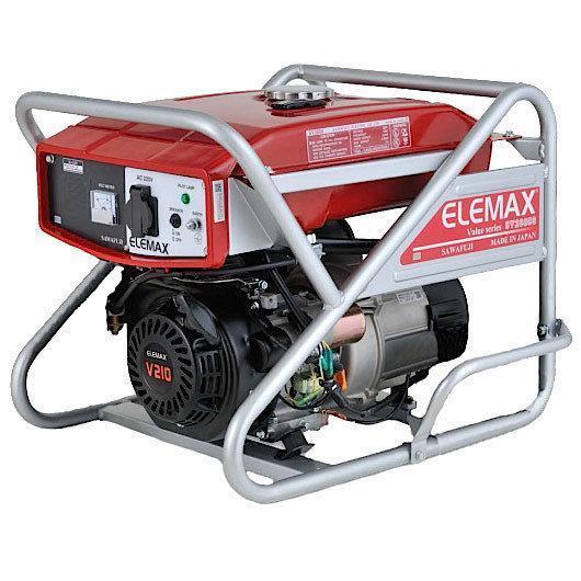 Бензиновый генератор Elemax SV2800 (2.5 кВт)