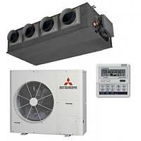 Канальные кондиционеры Mitsubishi Heavy FDUM60ZJX-S Hyper Inverter (1 фаза)