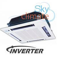 Кондиціонер касетного типу Neoclima NTSI24AH1e/NUI24AH1e INVERTER