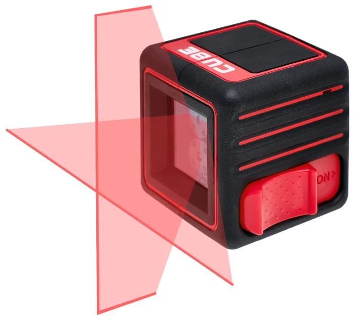 Лазерный нивелир ADA Cube Basic Edition (A00341)