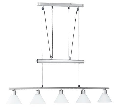 Подвесной светильник Trio 3751051-07 Stamina