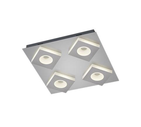 Потолочный светодиодный светильник Trio 675410407 Atlanta