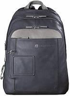 """Рюкзак для ноутбука 13"""" Piquadro Blue Square CA1813VI_BGR"""