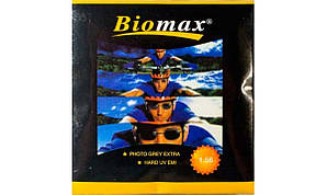 Полимерная астигматическая фотохромная линза Biomax.HMC+EMI Индекс 1,56.