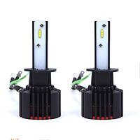Комплект автомобильных LED ламп головного света H1 Autolion P4 Philips Zes 6000K 9-24В 90Вт